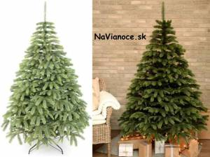 vianočný stromček 3D ihličie