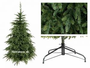 veľmi pekný umelý 3d vianočný stromček